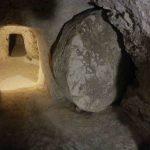 Hrobový kameň (golel), Nazaret (1. stor. po Kr.) (B. Strba)