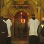 Anastazis - kaplnka svätého hrobu (Jeruzalem)
