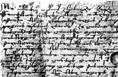 1393 Najstarsi chorvatsky text v kurzivnej hlaholike