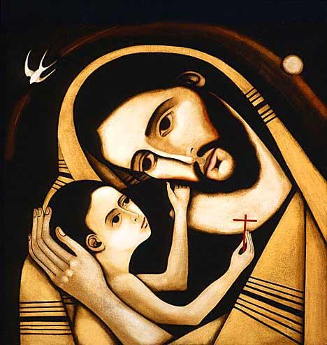 Jozef s Ježišom