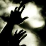 Modliace sa prosiace ruky