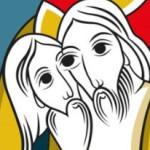Tvare milosrdenstva (detail, Rupnik)