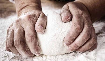 práca ľudských rúk